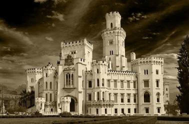 Hrady a zámky v Jižních Čechách
