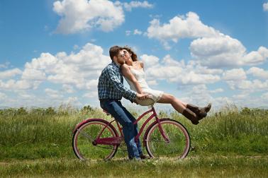 Šumavou a Lipnem na kole