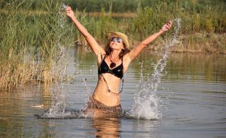 Dovolená na Lipně – Hurá za letním koupáním