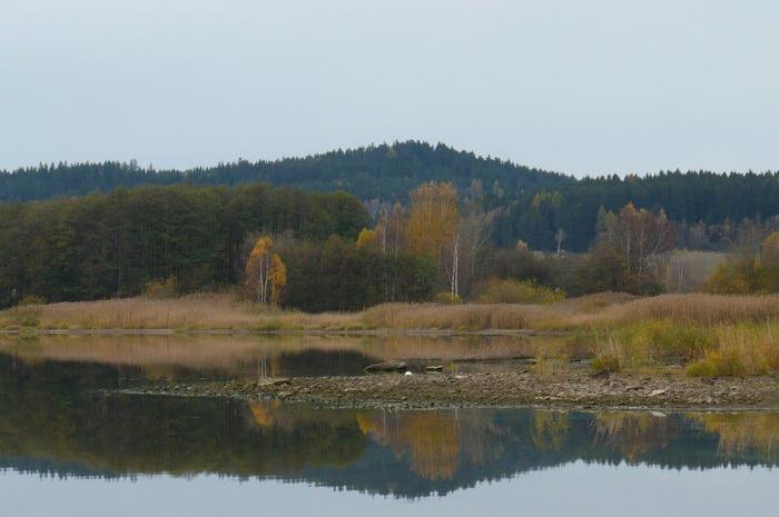 Podzim na Lipně