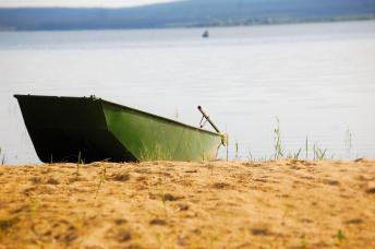 Půjčení loďky na Lipně